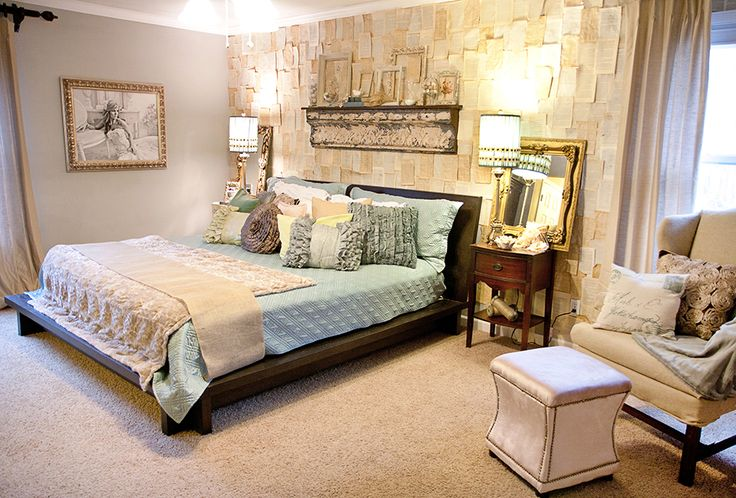 please, please, please, PLEASE Chris can I have this bedroom. ahhhhhh, so romantic!: Interior Design, Bedroom Inspiration, Decorating Ideas, Vintage Bedrooms, Bedroom Design, Book Pages, Master Bedrooms, Bedroom Makeover, Bedroom Ideas