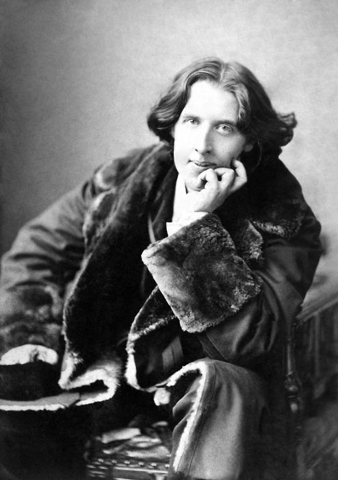 Oscar Wilde....really nearly everything he wrote is gold...