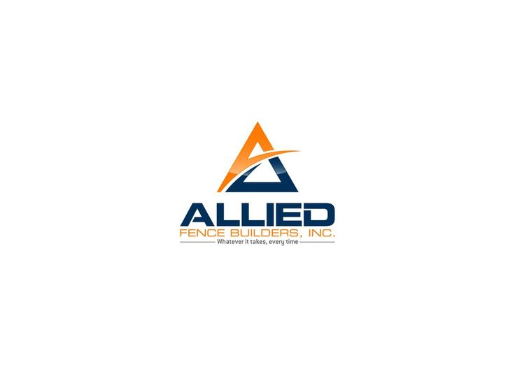 Create a vibrant logo that stands out yet has that executive feel to it for Allied Fence Builders by Daniele De Rossi