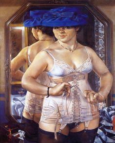 """Enrique Grau - Pintor y Escultor Colombiano. """"María Mulata ... www.pinterest.com"""