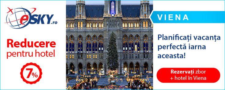 """Viena – in topul primelor 10 oraşe in care se distrează cel mai tare de Revelion! """"La mulţi ani!"""" pe limba lor: Frohes Neues Jahr! Sărbătorile de Revelion din Viena au o ţinută uşor mai elegantă. Faimoasele târguri de Crăciun se prelungesc şi se transformă în târguri de Anul Nou..."""