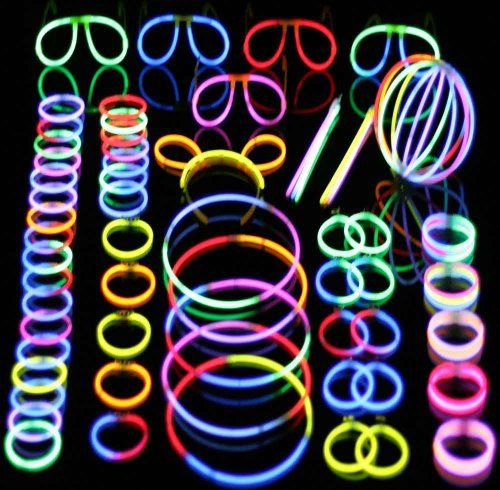 Glow In The Dark Party Ideas! - B. Lovely Events