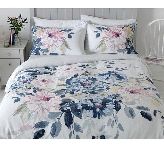 Buy Collection Meadow Bloom Bedding Set Kingsize At Argos Co Uk Visit Argos Co Uk To Shop Online For Duvet Cover Set Argos Home Bedding Set Duvet Cover Sets
