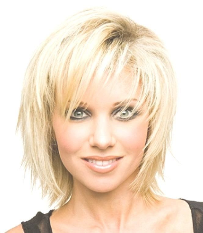 31+ Low maintenance shaggy haircut for round faces inspirations