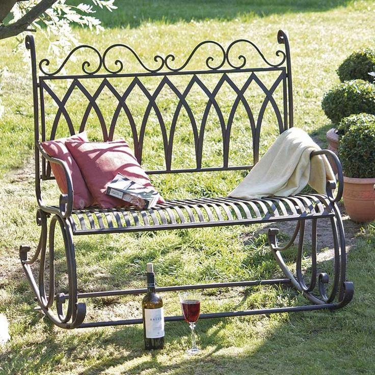 17 Best images about Tuin Bankjes zitjes en hangmatten – Gardening Benches