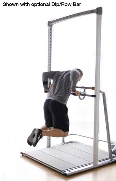 Freestanding Base At Home Gym Pull Up Bar At Home