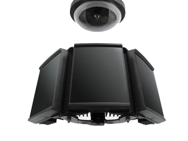 #Raymax #Panoramic #Ultra – der 180° #Scheinwerfer  Der neue RAYMAX Panoramic Ultra Scheinwerfer repräsentiert die neueste Entwicklung mit einem unglaublichen Beleuchtungswinkel von 180° für nahtlose ausgeleuchtete Videoaufnahmen bei Nacht. Panoramic Ultra Scheinwerfer bieten eine bessere Ausleuchtung selbst bei einer Distanz von 150 Metern mit einem 180° Winkel. Sie sind somit  ideal für Weitwinkel, PTZ, Multi-Sensorik oder 360° Dome-Kameras.  Jetzt mehr erfahr