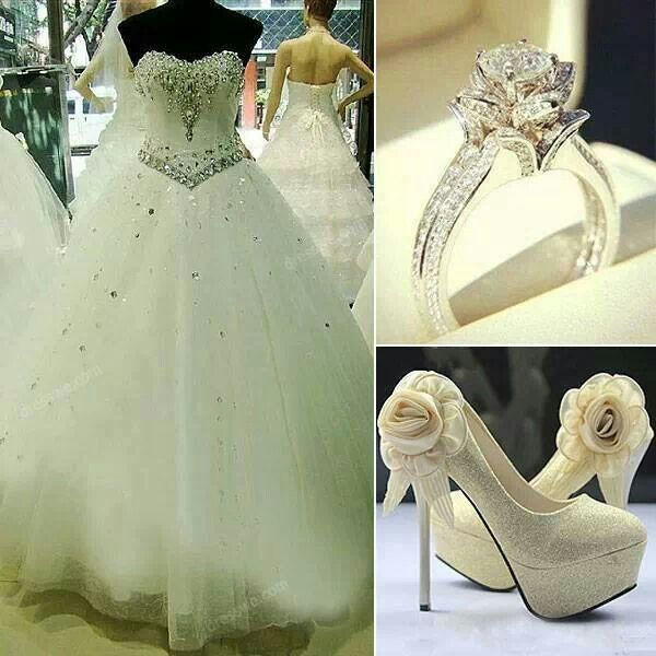 Wedding Dresses And Rings Wedding Gallery