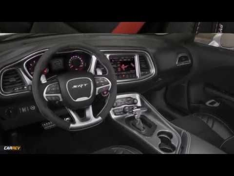 2019 Dodge Challenger SRT Hellcat Redeye Interior | Car news