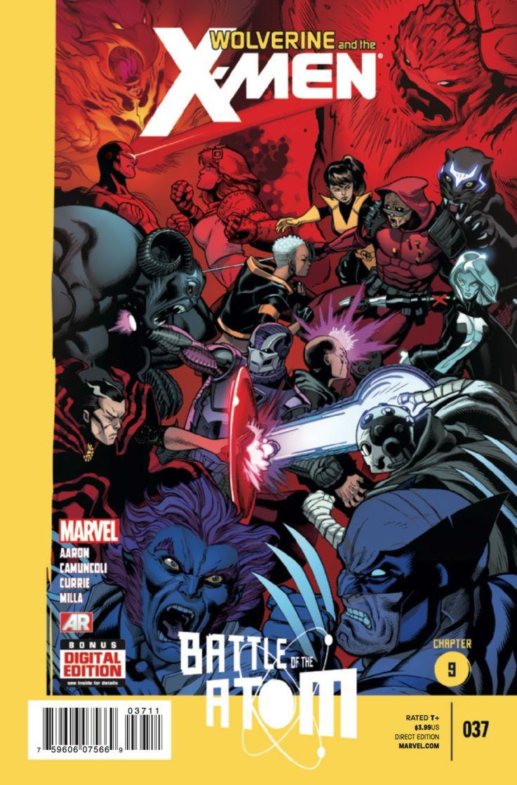 Wolverine The X Men 37
