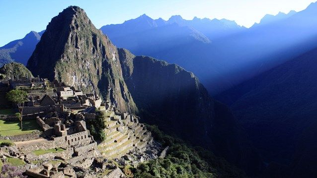 Machu Picchu: The ultimate trek? Trek the amazing Inca Trail #travel #trekking #kilroy #travel #peru