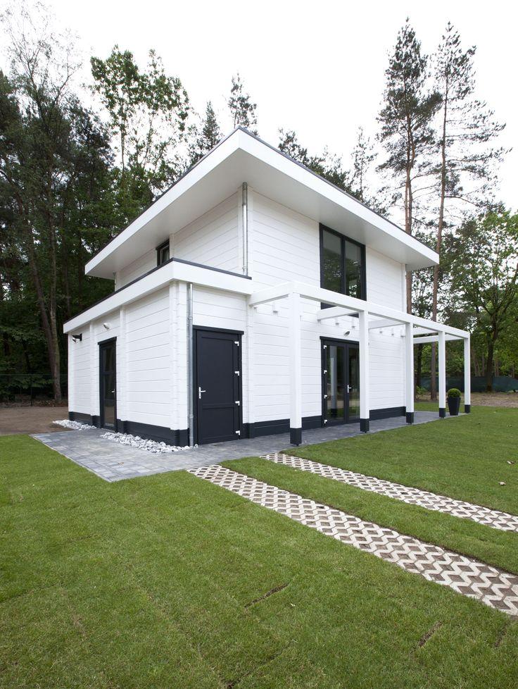 Narvik Home Parcs Belgium | Luxury lifestyle in this Jan des Bouvrie #Villa. | #harderwold #architecture #design #interior #house #veluwemeer #holidayparc #vakantiepark