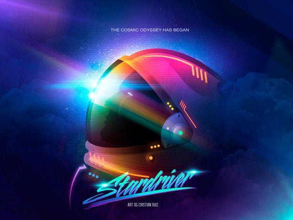 Stardriver by Cristian M. Ruiz Parra — Designspiration