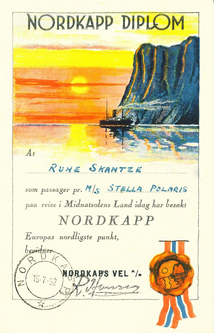 North Cape, Norway http://en.wikipedia.org/wiki/North_Cape,_Norway