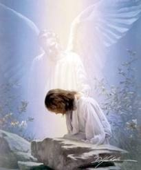 Jesus commands his angels to watch over you. Read real angel encounters in book: Living In The Realm of Miracles and Angel Encounters by Brigitte Murchison