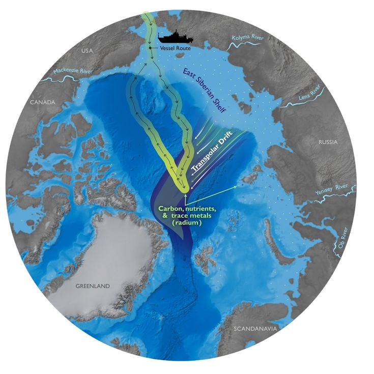 Earths Map%0A Scientists find surprising evidence of rapid changes in the Arctic