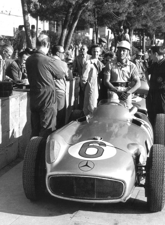 14 best monaco 1955 images on pinterest vintage racing for Moss motors mercedes benz