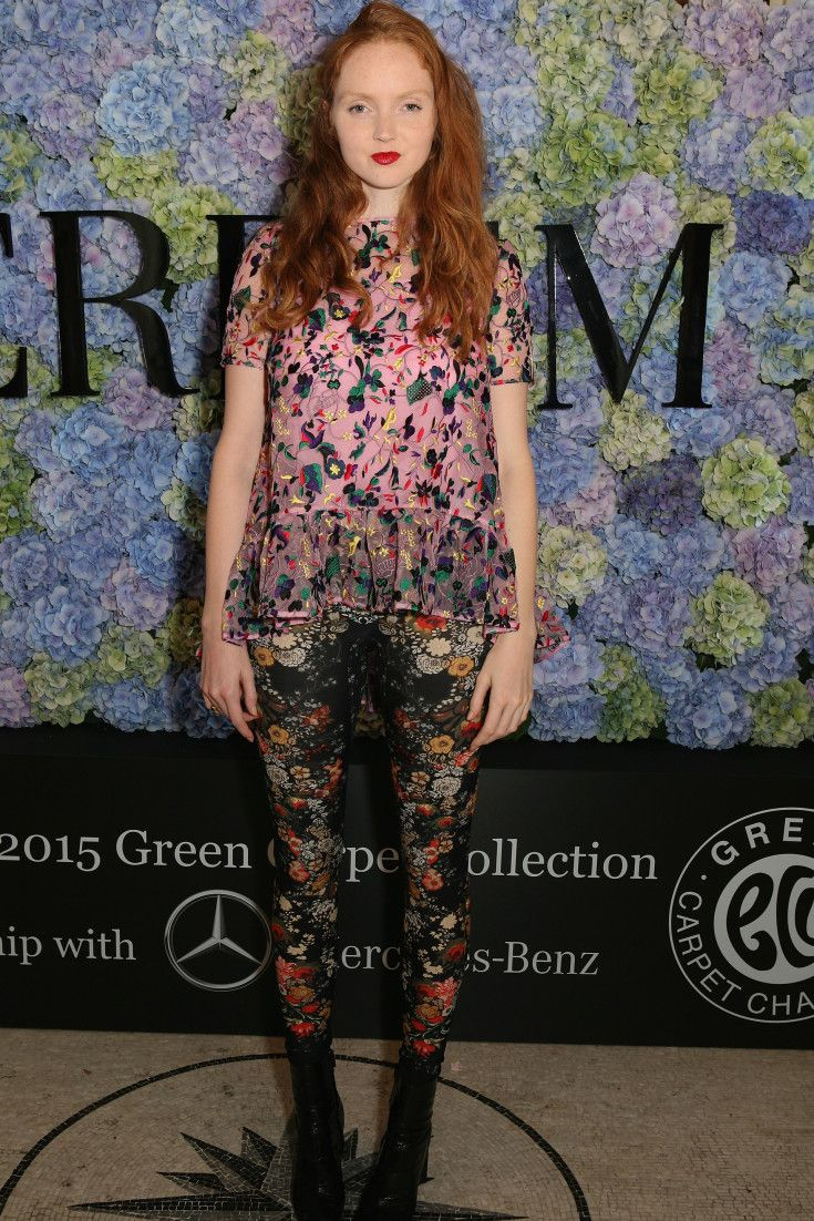London Fashion Week: Erdem's Sustainable Fashion Collection That Has Lily Cole's Seal Of Approval