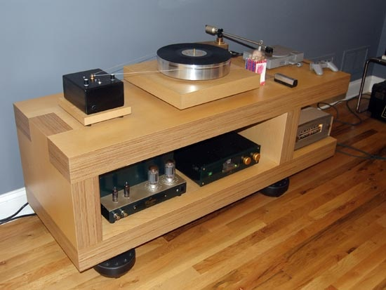 Michael Lavorgna's audio rack II. | Audio | Pinterest | Audio