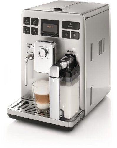 Philips Saeco HD885647 Exprelia Automatic Espresso Machine Stainless Steel >>> Click on the image for additional details.Note:It is affiliate link to Amazon.