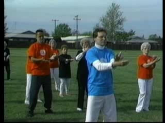 (Click to Play) Warm-Ups: Tai Chi For Beginners/Seniors Video Preview by Mark Johnson. TaiChiForSeniorsV... vimeo.com/