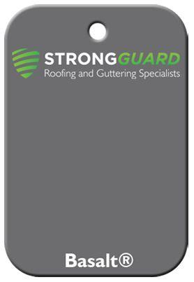 Colorbond Basalt - Strongguard Roofing & Guttering