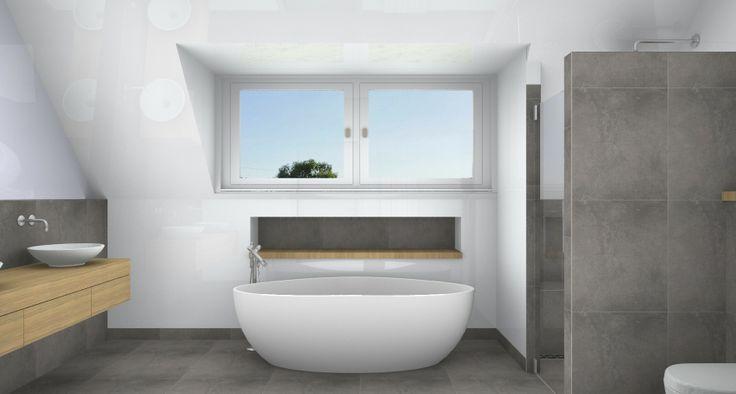 Luxe Badkamer Ontwerp ~ Ontwerp voor een luxe #badkamer bij Van Wanrooij  Luxe badkamers