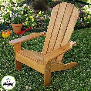 Kids Adirondack Chairs are great designer furniture choices for kids, and can be used both outdoors and indoors. Click here for reviews and information on several of the best children's Adirondack chairs on the market!