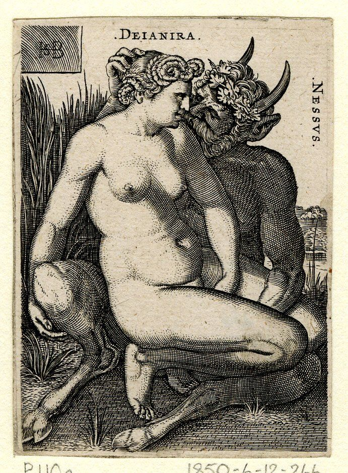 Midieval erotic art