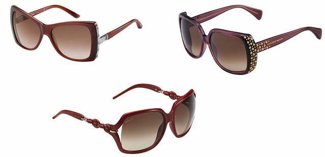 Max Mara, Alexander Mcqueen con detalles de pedrería y cómo no, un it en las gafas de sol, unas Gucci!