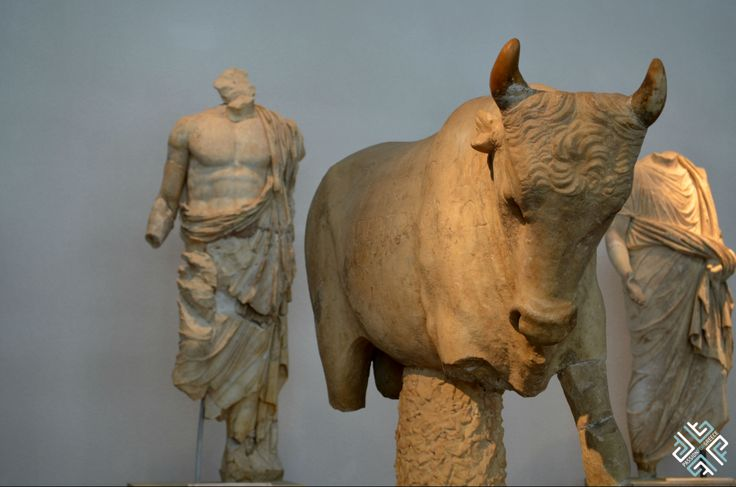 Archaeological Museum of Olympia #passionforgreece #ancientolympia #olympia #greece