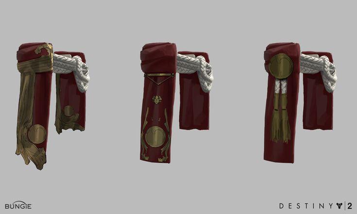 ArtStation - Destiny 2: Solstice of Heroes Armor, Ryan ...