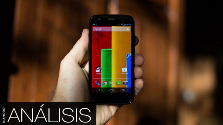 Moto G, análisis: el mejor smartphone barato que encontrarás