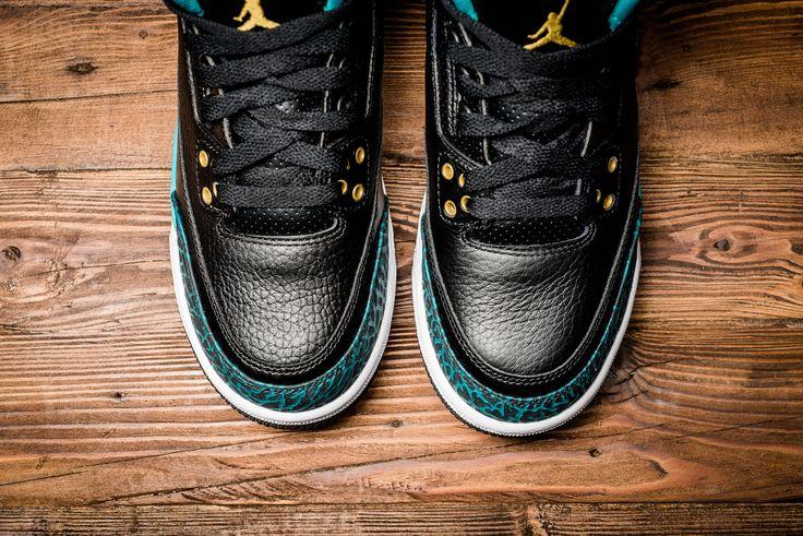 The Air Jordan 3 GS Teal Is Coming Soon