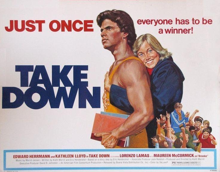"Maureen McCormick, Lorenzo Lamas More ""Take Down"" here"