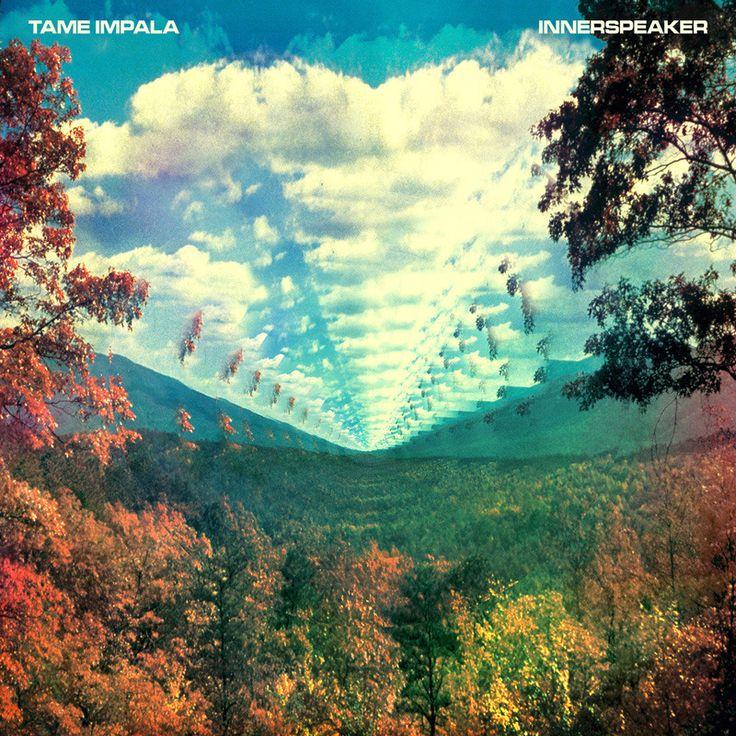 Tame Impala - 'Innerspeaker' - Leif Podhajský