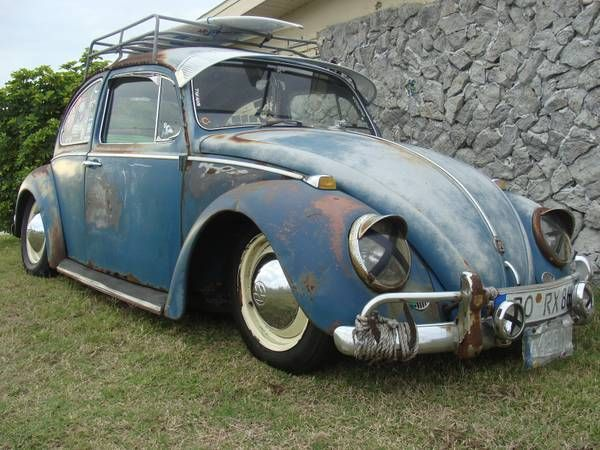 Rat Look or Hoodride Pictures!! | Strictly Air VW's