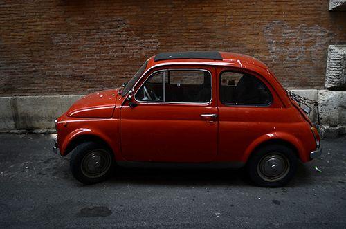Fiat 500: 52 Fiat, Minis Dog Qu, Minis Red, Tiny Cars, Minis Cooper, Sweet 500, Fiat 500, 500 331, Fiat500