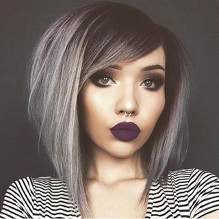 Just look at this gorgeous gothicness. | 19 Absolutely Stunning Makeup Looks To Try This Autumn
