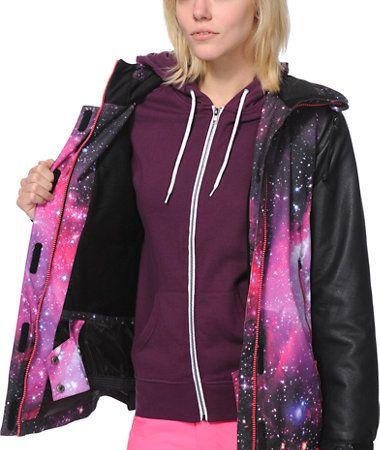 Glamour kills galaxy dress long