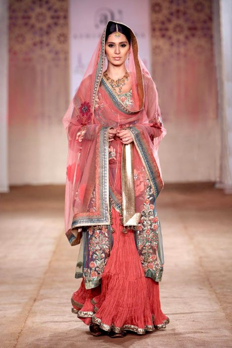 Ashima-Leena 2013 -14, from their site >> http://www.al-design.in/couture.htm