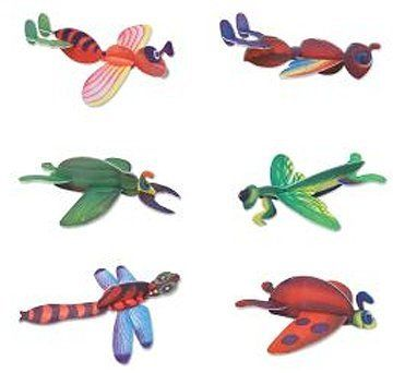 Foam Insect Gliders (1 Dz) Rhode Island Novelty http://smile.amazon.com/dp/B0040814GM/ref=cm_sw_r_pi_dp_eeqQwb1T2D0E5