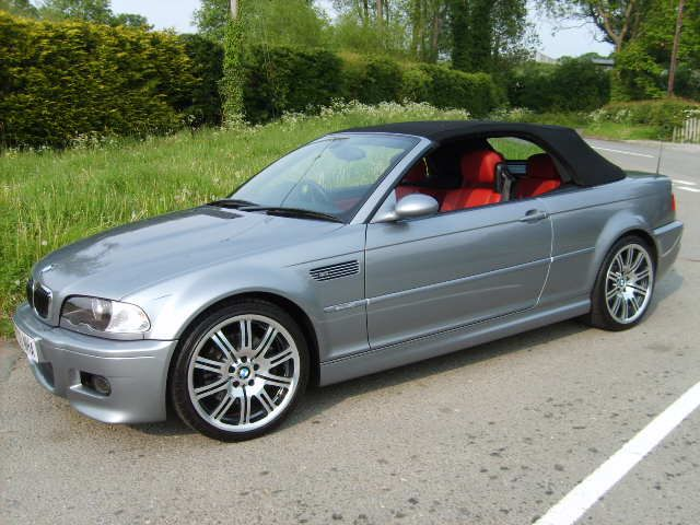 2001 Bmw M3 Convertible Vivantenature