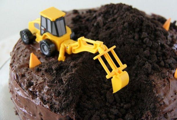 Az első születésnapi torta - további ötletek