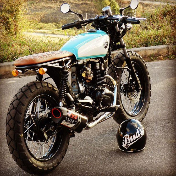 Muito inspirador o trampo feito pela Buds Motorcycles de Belo Horizonte, que considero uma forte referência quando a ideia for customiz...
