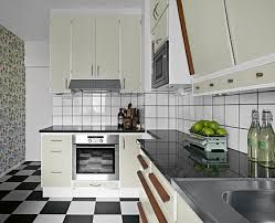 Swedish 50s kitchen