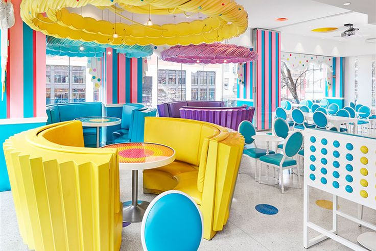 Dylan's Candy Bar Join us at our original flagship location on New York City's Upper East Side! Discover where it all began with THREE iconic floors of candy deliciousness, super sweet store updates and our brand NEW candy café.