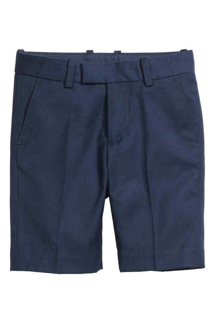 Pantalón corto de traje   H&M