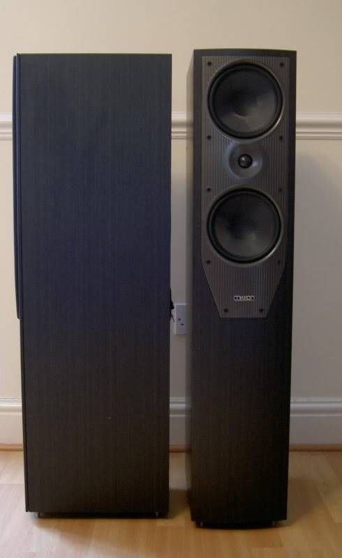Floorstanding Speaker to Audio Essence