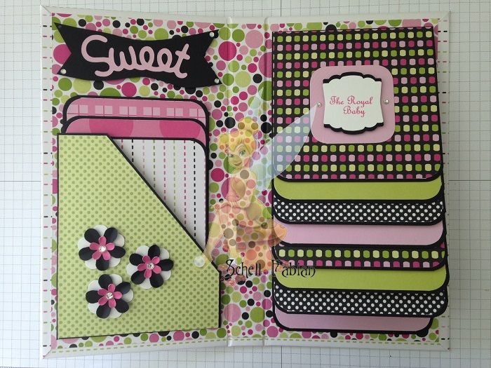 53 best waterfall folio ideas images on pinterest mini for Waterfall design in scrapbook